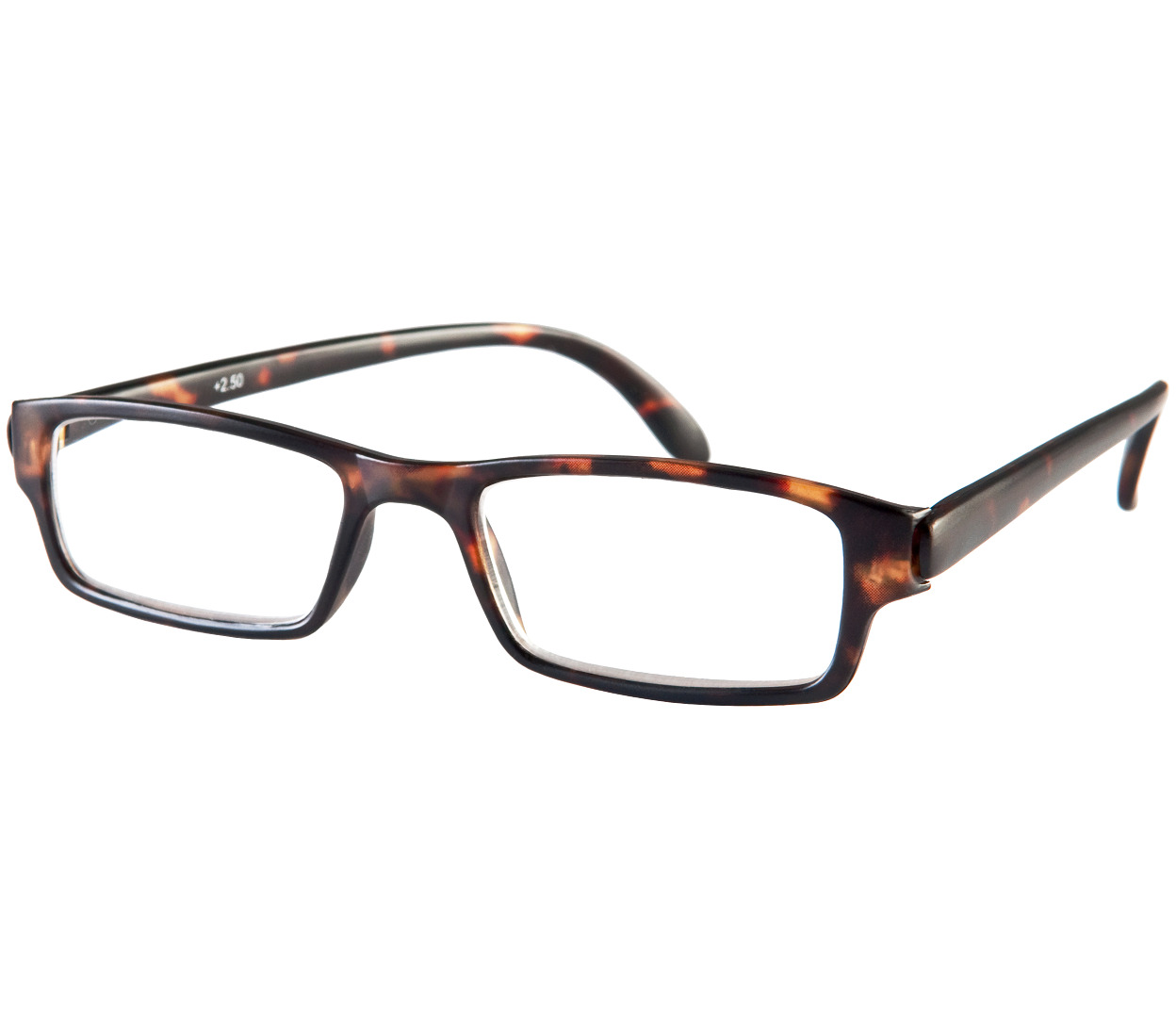 Main Image (Angle) - Jump (Tortoiseshell) Classic Reading Glasses