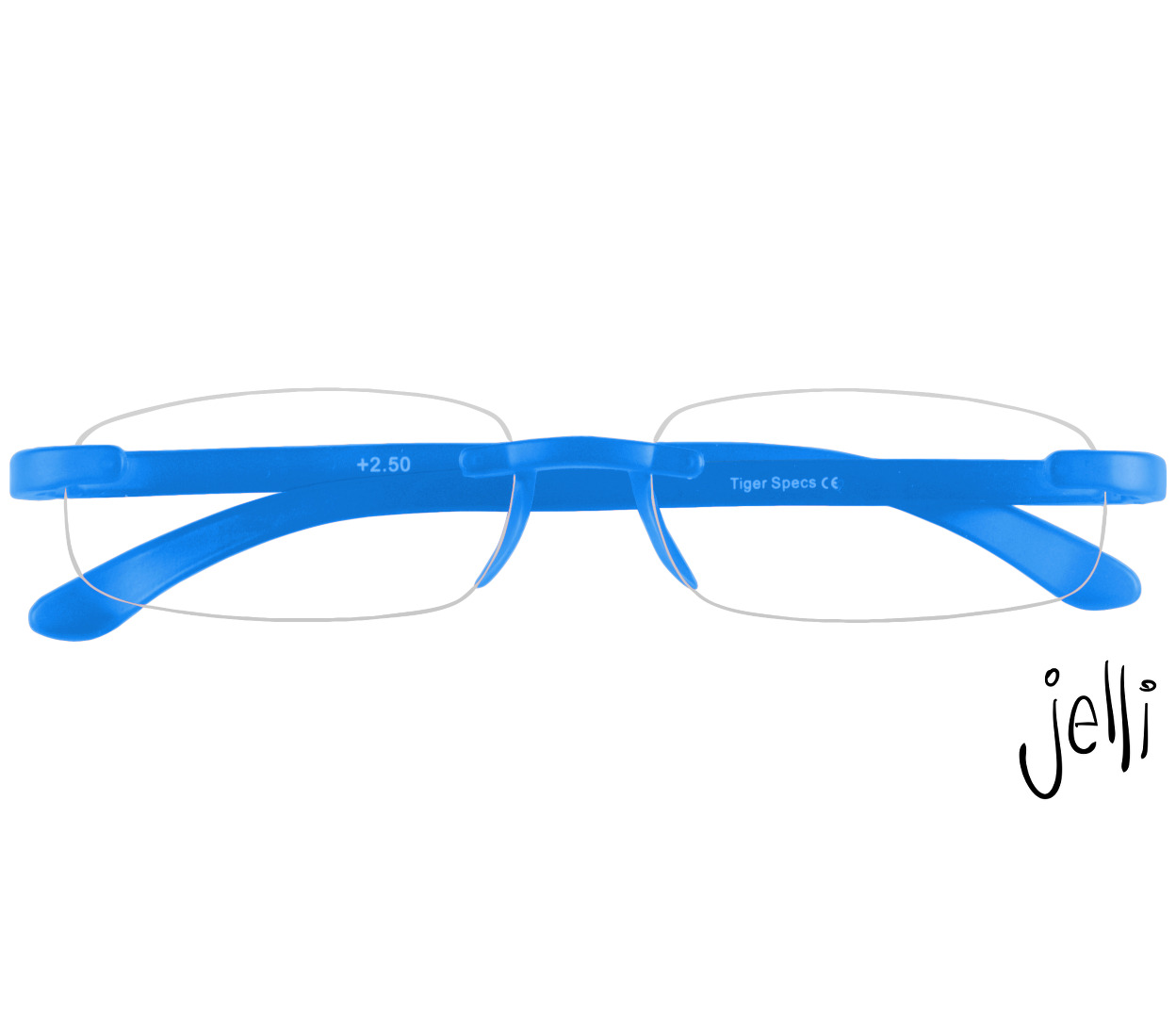 Folded - Jelli Neon (Blue)