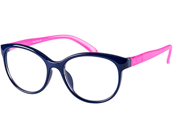 Angel (Blue) Cat Eye Reading Glasses - Thumbnail Product Image