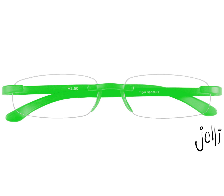 Folded - Jelli Neon (Green)