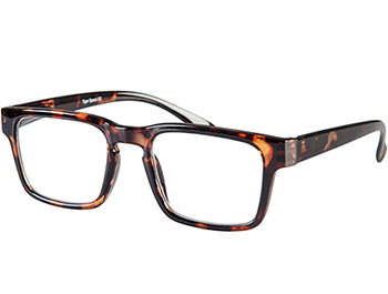 Storm (Tortoiseshell) Retro Reading Glasses - Thumbnail Product Image