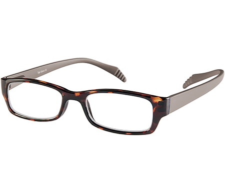 Biscuit (Tortoiseshell) Neck Hanging Reading Glasses - Thumbnail Product Image