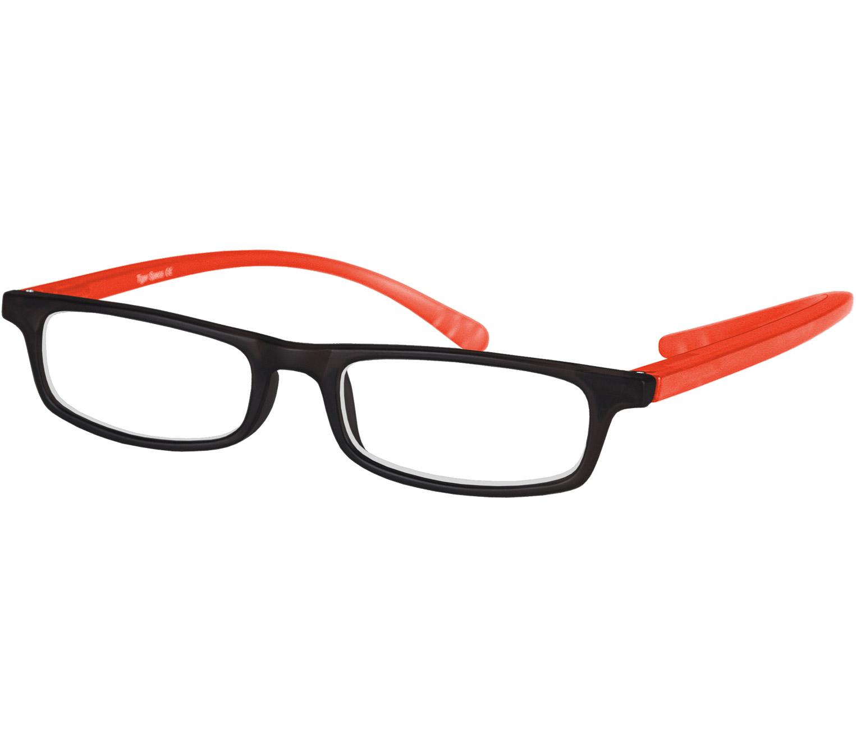 Main Image (Angle) - Jam (Black) Neck Hanging Reading Glasses