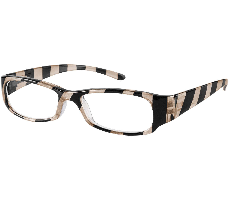 Main Image (Angle) - Shandy (Grey) Fashion Reading Glasses