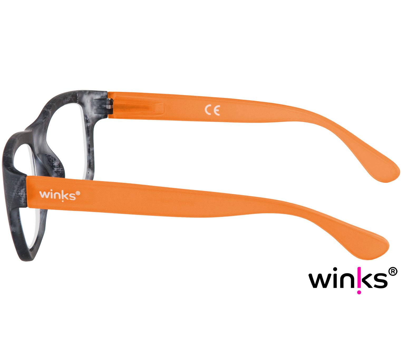 Side - Lightspeed (Orange)