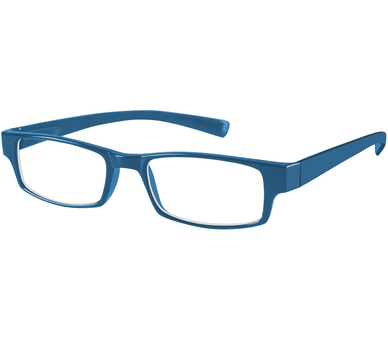 Main Image (Angle) - Magic (Blue) Classic Reading Glasses