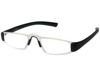 Friday (Silver) Classic Reading Glasses
