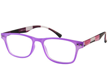 Lollipop (Purple) Fashion Reading Glasses