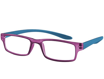 Swing (Purple) Neck Hanging Reading Glasses - Thumbnail Product Image