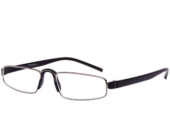 Sunday (Gunmetal) Classic Reading Glasses