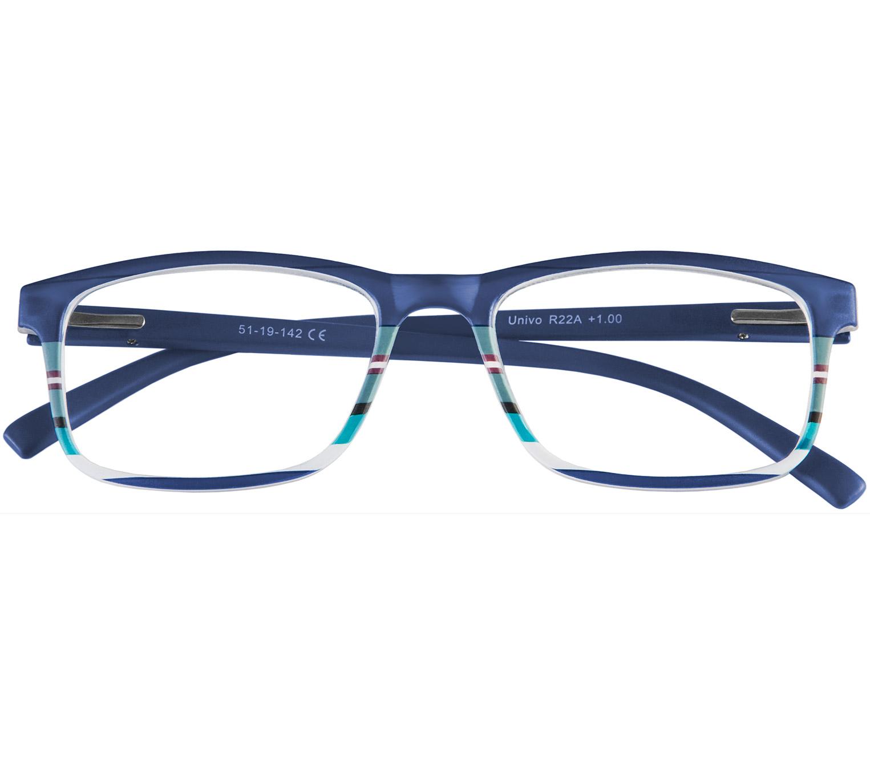 Folded - Samba (Blue)