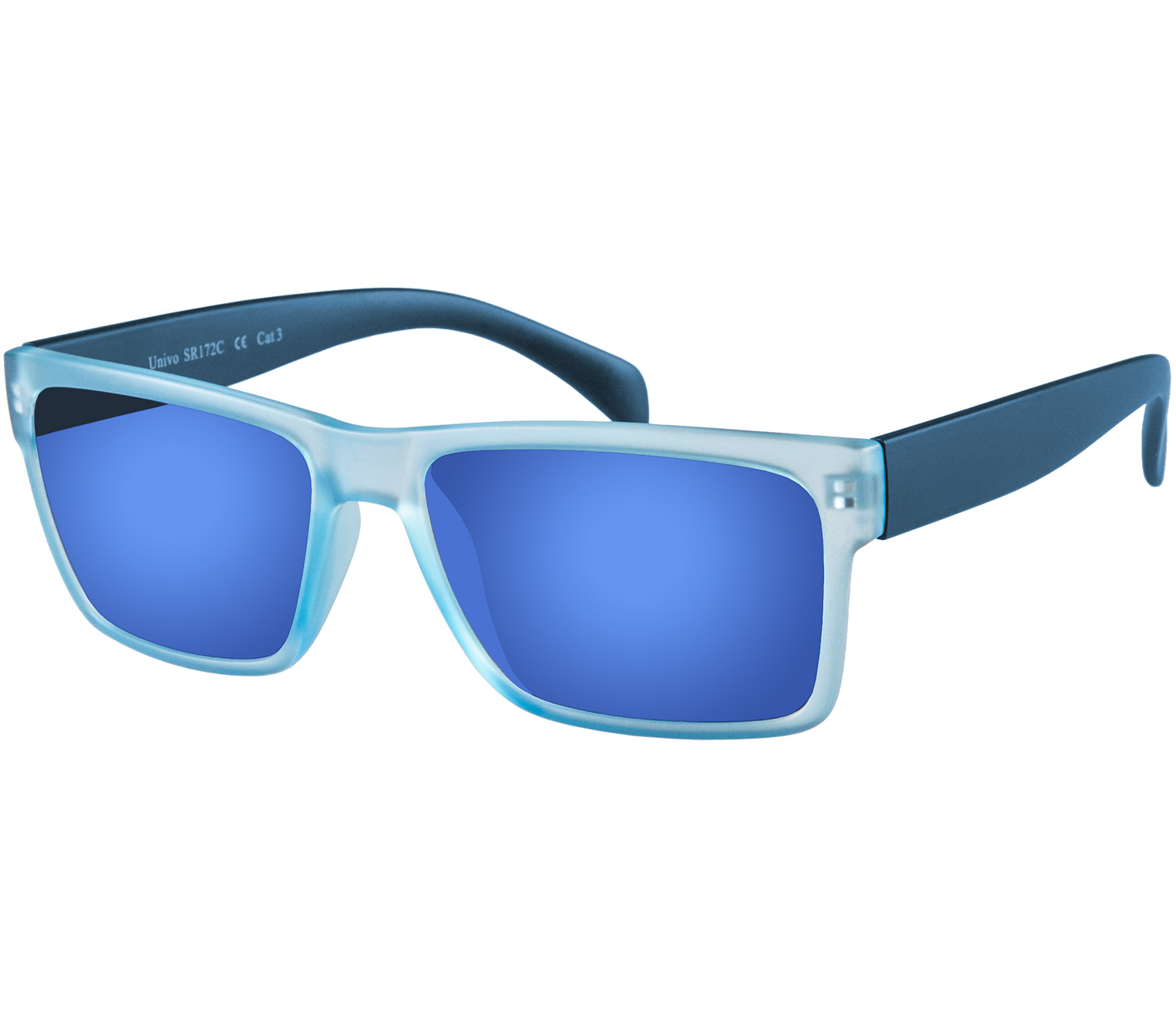 Main Image (Angle) - Alicante (Blue) Sunglasses