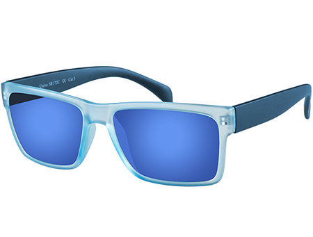 Alicante (Blue) Classic Sunglasses - Thumbnail Product Image