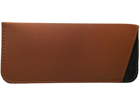 Brooks (Brown) Glasses Pouches Accessories - Thumbnail Product Image