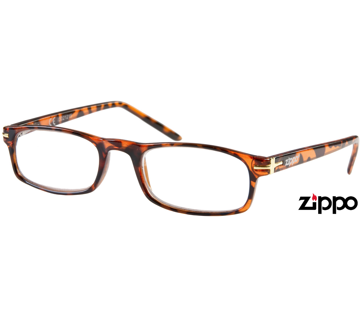 Main Image (Angle) - London (Tortoiseshell) Classic Reading Glasses