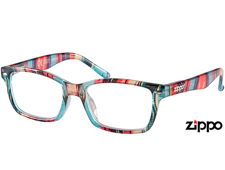 Scribble (Multi) Fashion Reading Glasses - Thumbnail Product Image