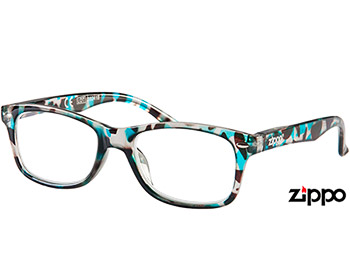 Scribble (Blue) Fashion Reading Glasses - Thumbnail Product Image