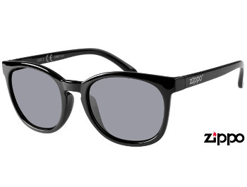 Tresco (Black) Retro Sunglasses