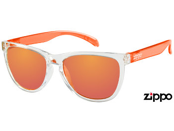 Hawaii (Orange) Wayfarer Sunglasses