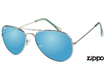 Pilot (Blue) Aviator Sunglasses