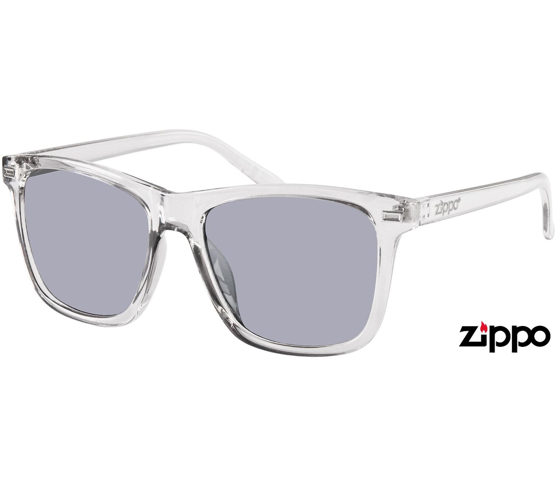 Main Image (Angle) - Playa (Clear) Wayfarer Sunglasses