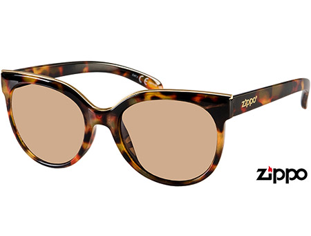 Grace (Tortoiseshell) Retro Sunglasses - Thumbnail Product Image