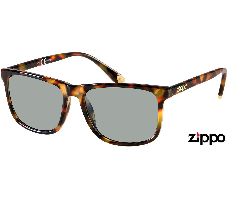 Main Image (Angle) - Atlantic (Tortoiseshell) Wayfarer Sunglasses