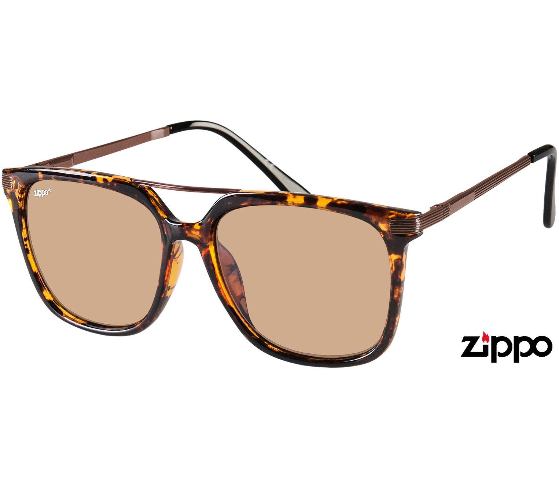 Main Image (Angle) - Malibu (Tortoiseshell) Retro Sunglasses