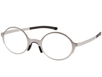 Ozone (Silver) Retro Reading Glasses