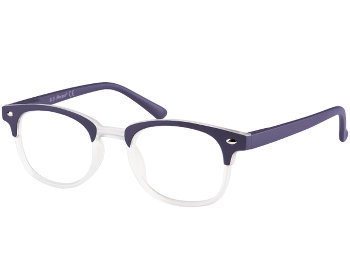 Magic (Purple) Retro Reading Glasses