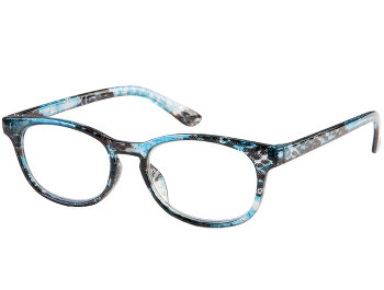 Freckles (Blue) Fashion Reading Glasses