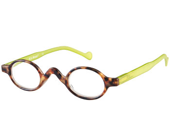 Tustin (Green) Retro Reading Glasses