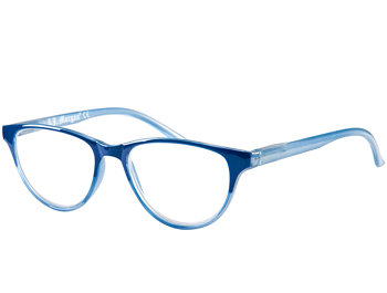 Madeline (Blue) Fashion Reading Glasses