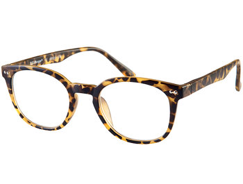 Broadway (Tortoiseshell) Retro Reading Glasses
