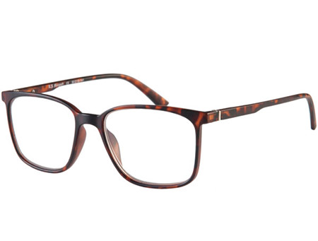 Fairfax (Tortoiseshell) Retro Reading Glasses - Thumbnail Product Image