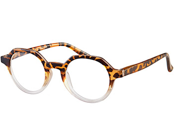 Montrose (Tortoiseshell) Retro Reading Glasses - Thumbnail Product Image