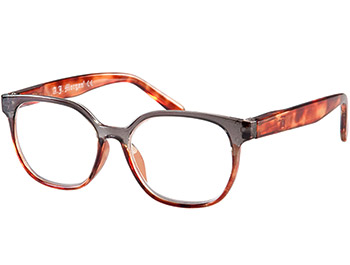 Oakhill (Grey) Retro Reading Glasses - Thumbnail Product Image