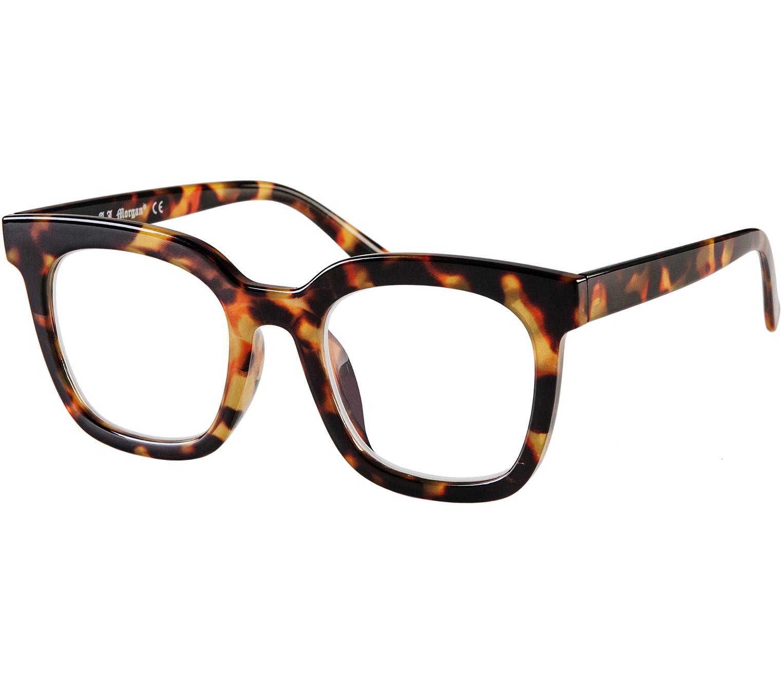 Main Image (Angle) - Superstar (Tortoiseshell) Retro Reading Glasses