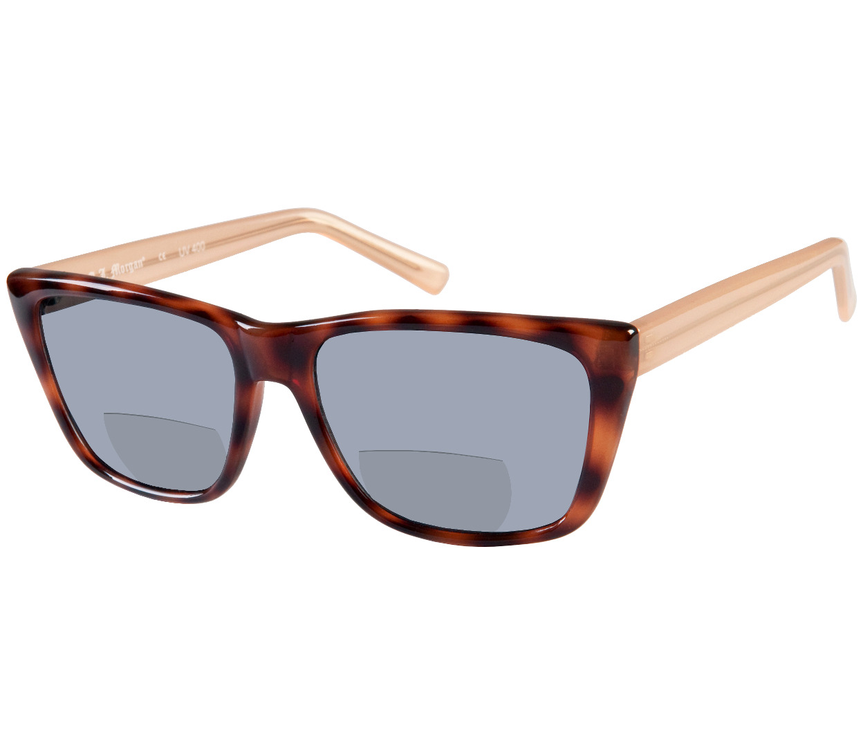 Main Image (Angle) - Regal (Tortoiseshell) Bifocal Sun Readers