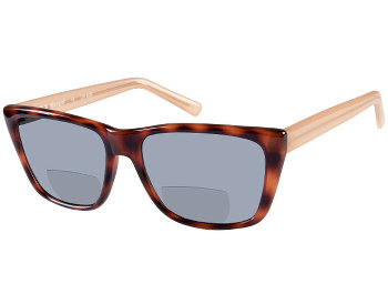 Regal (Tortoiseshell) Bifocal Sun Readers - Thumbnail Product Image