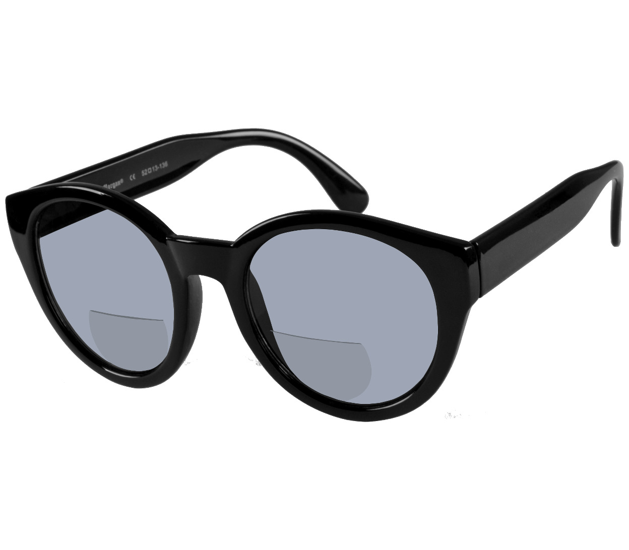 Coco (Black) Bifocal Sun Readers