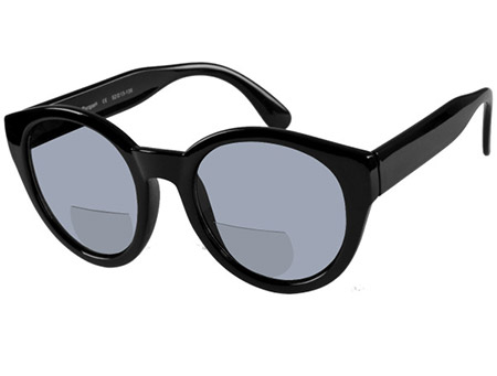 Coco (Black) Bifocal Sun Readers - Thumbnail Product Image