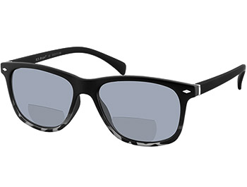 Capri (Black) Bifocal Sun Readers - Thumbnail Product Image