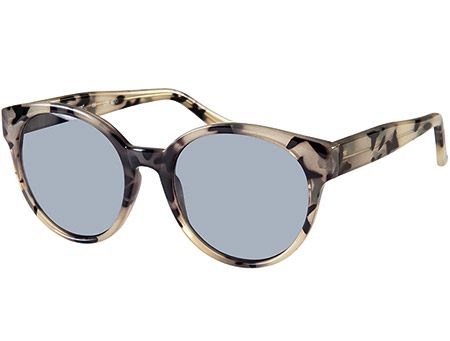 Millie (Leopard) Fashion Sun Readers - Thumbnail Product Image
