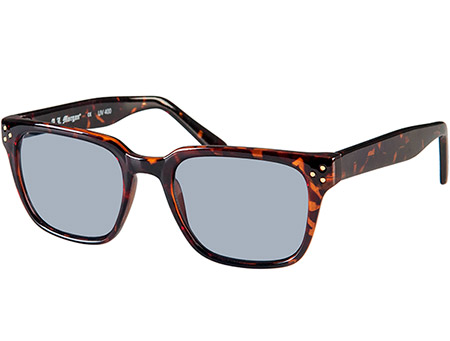 Morgan (Tortoiseshell) Retro Sun Readers - Thumbnail Product Image