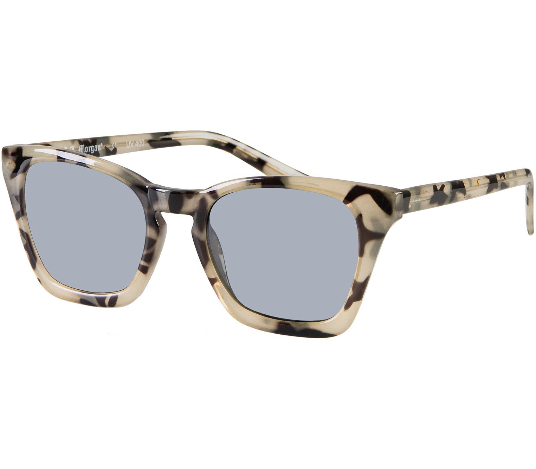 Main Image (Angle) - Thelma (Leopard) Fashion Sun Readers