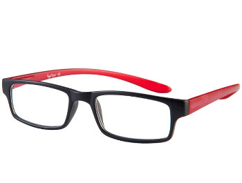 Swing (Black) Neck Hanger Reading Glasses