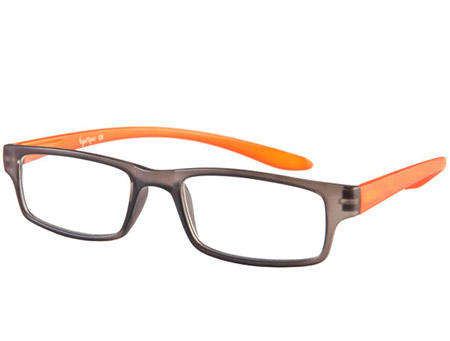Swing (Orange) Neck Hanging Reading Glasses - Thumbnail Product Image