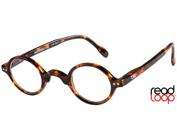 Legend (Tortoiseshell) Retro Reading Glasses - Thumbnail Product Image