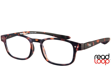 Manta (Tortoiseshell) Classic Reading Glasses - Thumbnail Product Image